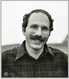 Stanley Roseman, portrait photograph,Switzerland, 1981. Photo © Ronald Davis